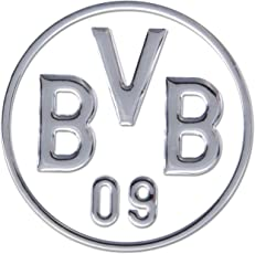 Borussia Dortmund BVB 09 BVB-Auto-Aufkleber (Silber)