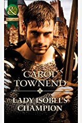 Lady Isobel's Champion (Mills & Boon Historical) (Knights of Champagne, Book 1) Kindle Edition