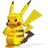Mega Construx - Pokemon Figura Jumbo Pikachu, Juguetes Niños +8 Años (Mattel FVK81) , color/modelo surtido