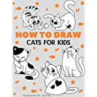Anyone Can Draw Cats: Easy Step-by-Step Drawing Tutorial for Kids, Teens, and Beginners How to Learn to Draw Cats Book 1 (Asp