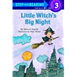 Little Witch's Big Night: Step Into Reading 3: 0000