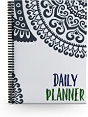 Alter Ego The Mandala Touch - Daily Planner (A5 Size)