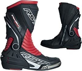 RST 2101Tractech EVO III sport CE unisex stivali da moto–rosso - Red - 42
