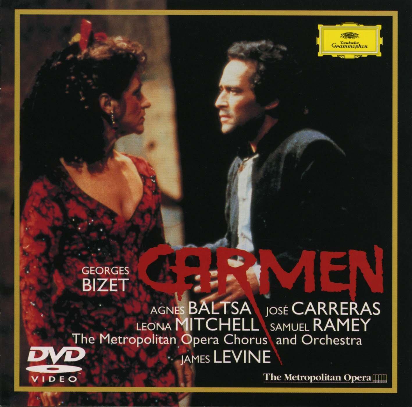 Bizet:Carmen [Ac:2] [Edizione: Germania]