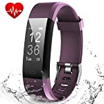Muzili Smart Fitness Band, Activity Tracker with Heart Rate Monitor, 14 Sport Mode, IPX67 Waterproof Sleep Monitor...