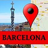 Barcelona Mapa y GPS