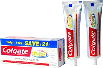 Colgate Toothpaste Total Advance Health - 280 g