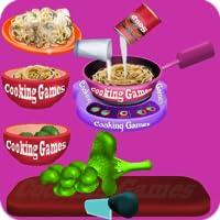 Mädchen Spiele Pasta Kochen Spiele