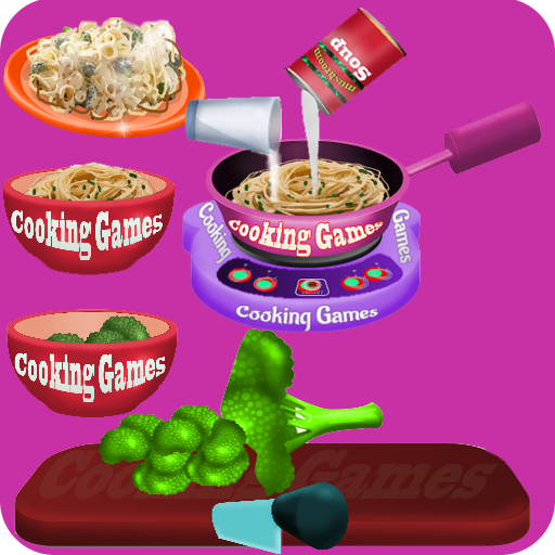 girls games pasta cooking games
