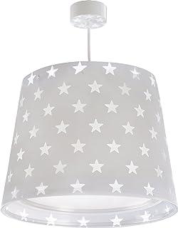 Funnylight LED Kinder Lampe Deckenleuchte Wolke Silber mit glow in the dark Sternen f/ür das Baby und Kinder Schlaffzimmer