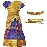 Amirtha Fashion Girls Traditional Lehenga Choli(AMFRHSB - $P)