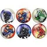 Unique Party Justice League Bouncing Bälle