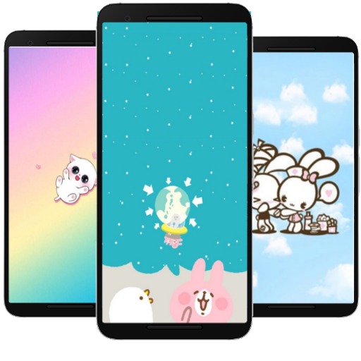 Girly Wallpapers:Free cute backgrounds & lock screens for gils