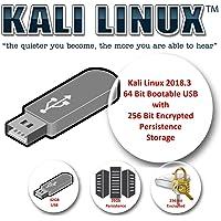 Kali Linux 2018.3 sur USB de 32 Go avec stockage de persistance crypté de 26 Go