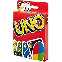 UNO Playing Card Game (Pack of 2)