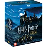 Harry Potter - Complete 8 - Film Collection - 11 Discs [Blu-ray]