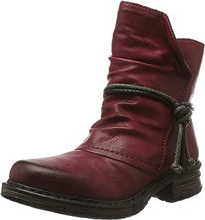 Rieker 55298 35, Botines Femme: : Chaussures et Sacs