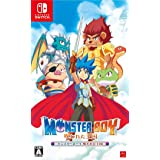 Monster Boy and the Cursed Kingdom (Multi-Language) Switch Japanese import Region Free