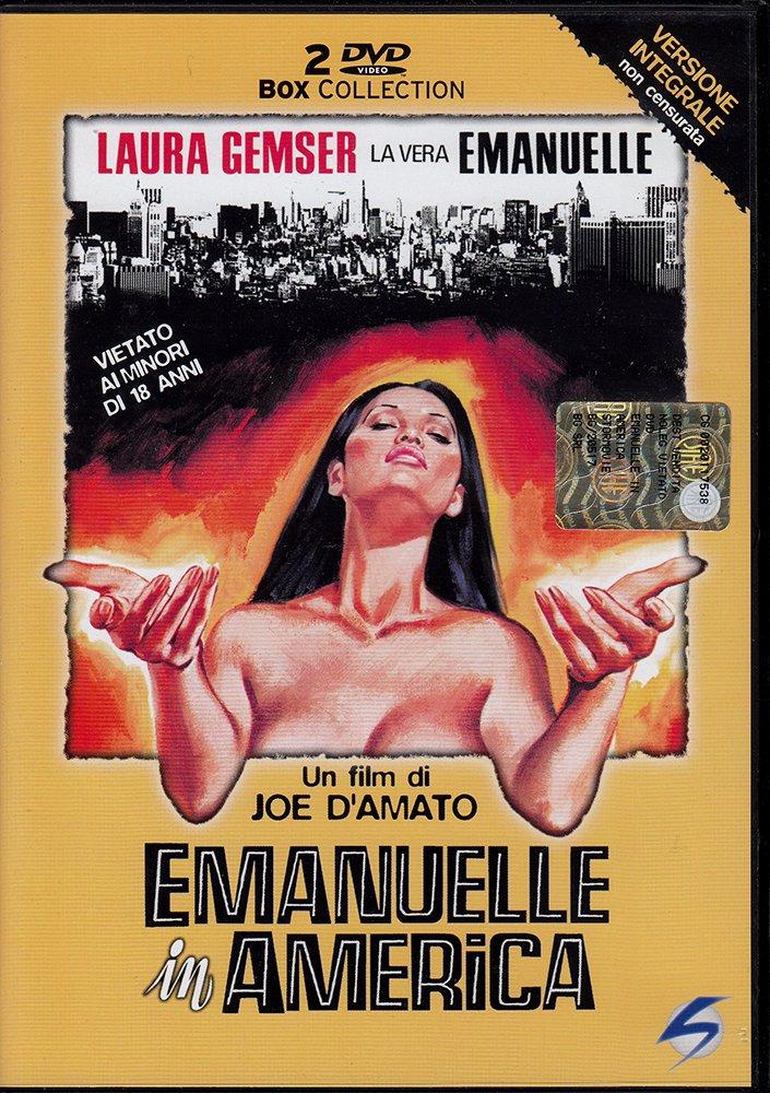 Emanuelle In America 2DVD BOX