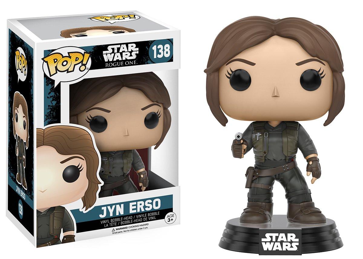 Funko Pop Jyn Erso (Star Wars 138) Funko Pop Rogue One (Star Wars)