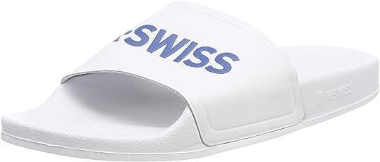 K-Swiss Unisex-Erwachsene K-Slide Badelatschen
