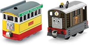 Take-n-Play THOMAS TANK ENGINE Magnétique Diecast Train en endommagé Pack Choisir