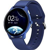 CUBOT Smartwatch, W03 1.3 Zoll Touch-Farbdisplay Armbanduhr, Fitnessuhr mit Schrittzähler, Fitness Tracker IP68…