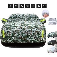 Color : Black Eternalxinde Autoabdeckung Kompatibel mit Ford Kuga Car Cover Staubschutz im Freien UV-Schutz Auto Cover All wetterfest und Kratzfest