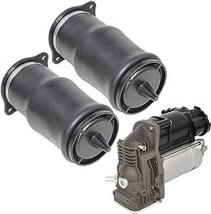 A6393280101 A6393200204 Luftfederfederung Und Kompressor Kit Für Hinten Rechts Links Auto