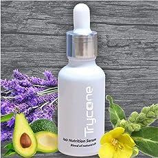 Trycone Hair Growth Serum   Vitamin - E With Lavender Avocado Jojoba and Tea Tree Oil – 30 Ml