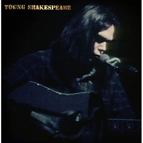 Young Shakespeare (Cd+Lp+Dvd)