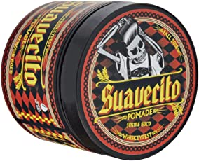 Suavecito Fall Pomade Firme (Strong) Hold 2018 | Whiskeyfest | Pomade stark