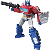 Transformers Generations War for Cybertron: Kingdom Leader WFC-K11 Optimus Prime-actiefiguur van 17,5 cm vanaf 8 jaar