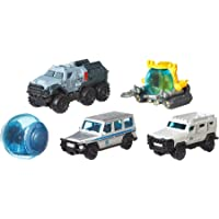 Jurassic World Diecast 5-Pack Car Assortment