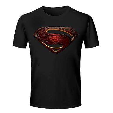 Superman Graphics Printed T Shirt - Men's Superman T Shirt: Amazon ...