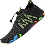 Mens Womens Water Shoes Quick Dry Barefoot for Swim Diving Surf Outdoor Aqua Sports