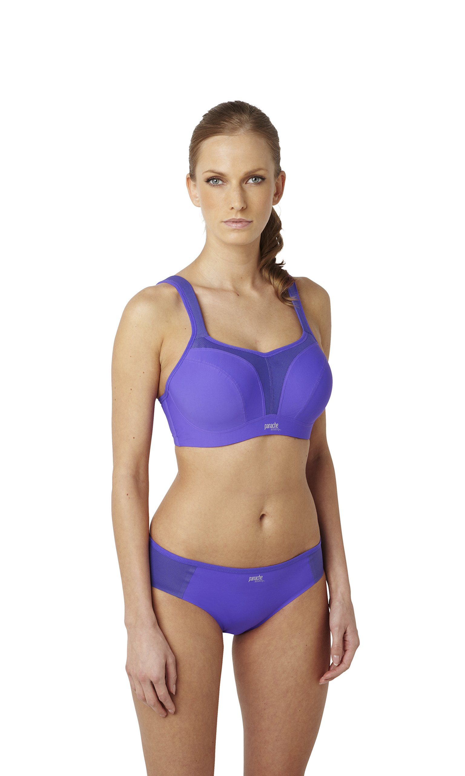 717uNX0ozNL - panache Women's Full Cup Sports Bra