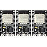 SP-Cow ESP32S ESP32 utvecklingskort 2,4 GHz Dual-Mode WiFi + Bluetooth Dual Cores Microcontroller Processor, antennmodul med