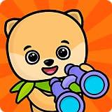 Formen- und Farbenspiele für Kleinkinder