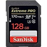 بطاقة ذاكرة اكستريم برو اس دي اكس سي UHS-I بسعة 64 جيجا من سانديسكت