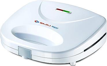 Bajaj Majesty New SWX 4 750-Watt Grill Toaster