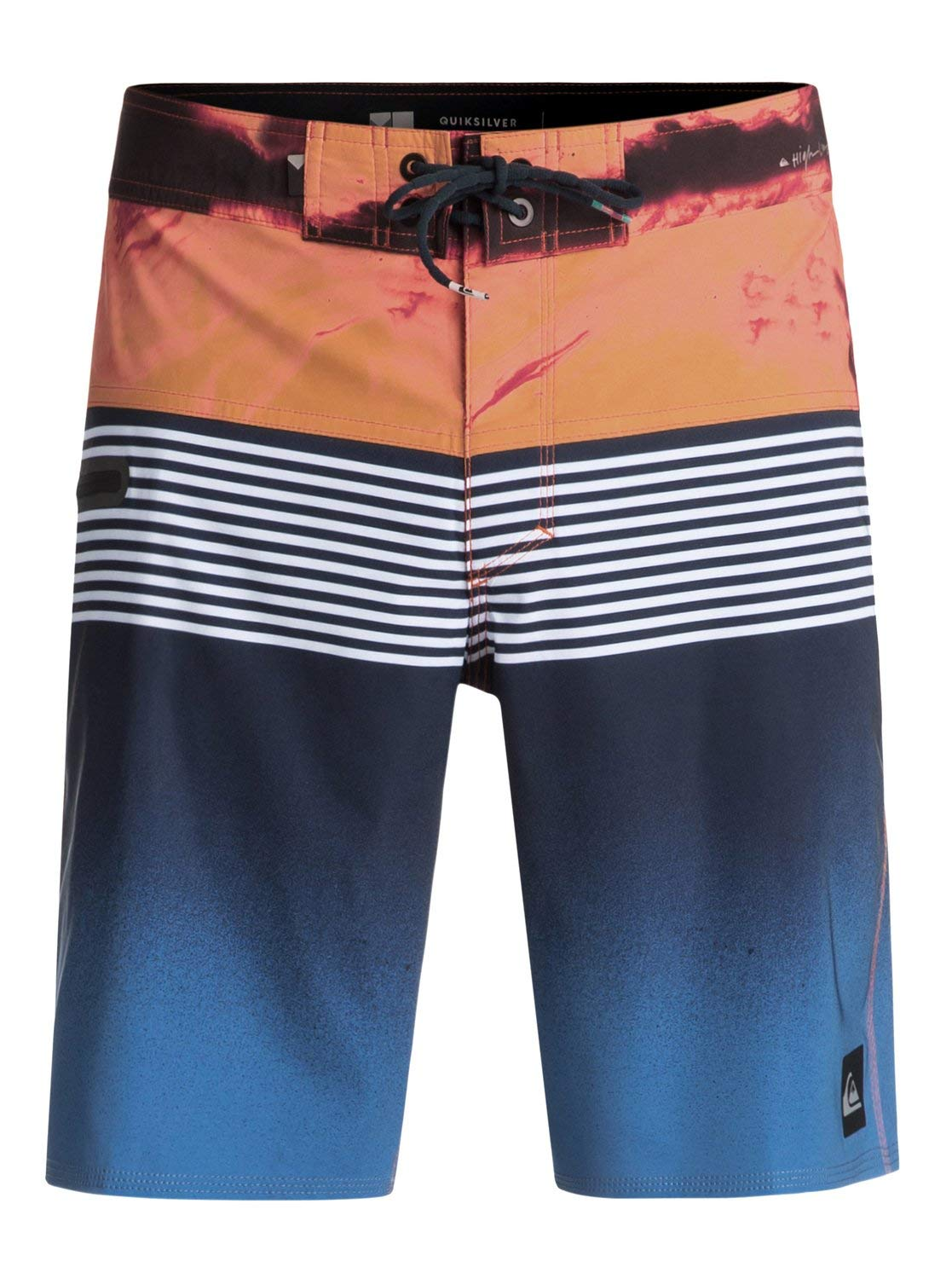 Quiksilver Highline Lava Division 19″ – Boardshorts para Hombre EQYBS03916