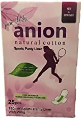 Happy Time Pure Anion Sports Pantyliner