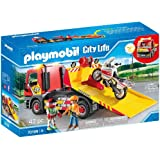 PLAYMOBIL City Life 70199 Bogseringservice, 4+ år