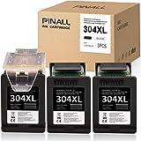 PINALL Confezione da 3 cartucce per stampante compatibile per HP 304XL 304 XL per HP DeskJet 2622 2633 2634 3720 3730 3733 37