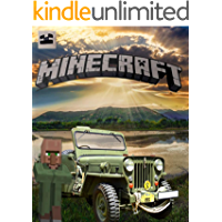 Minecraft : Create your own jeep (E-minecraft Book 8)