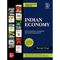 Indian Economy for Civil Services, Universities and Other Examinations   12th Revised Edition