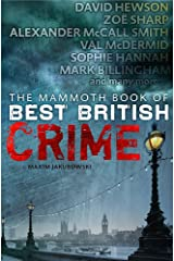 The Mammoth Book of Best British Crime 9 (Mammoth Books) Paperback