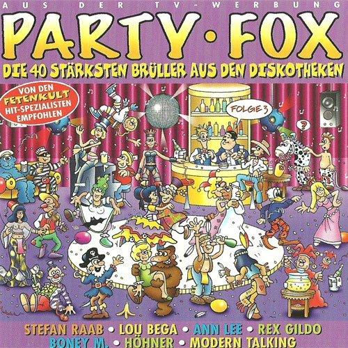 Discofox bis zum Abwinken (CD Compilation, 40 Tracks)