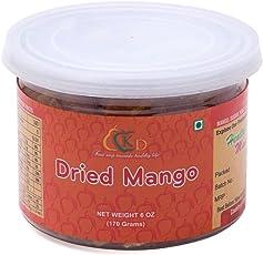 Kenny Delights Dried Mango (170 Grams)